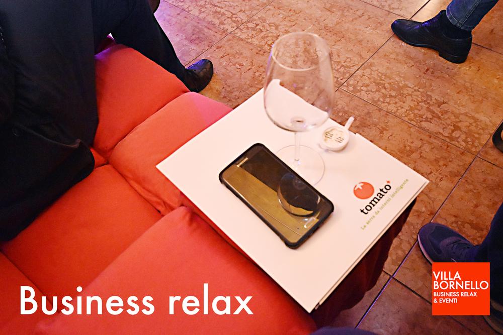IL BUSINESS RELAX (ORGANICO) A CENTIMETRO ZERO
