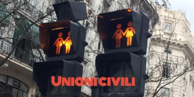 UNIONI CIVILI. LOVE IS LOVE.